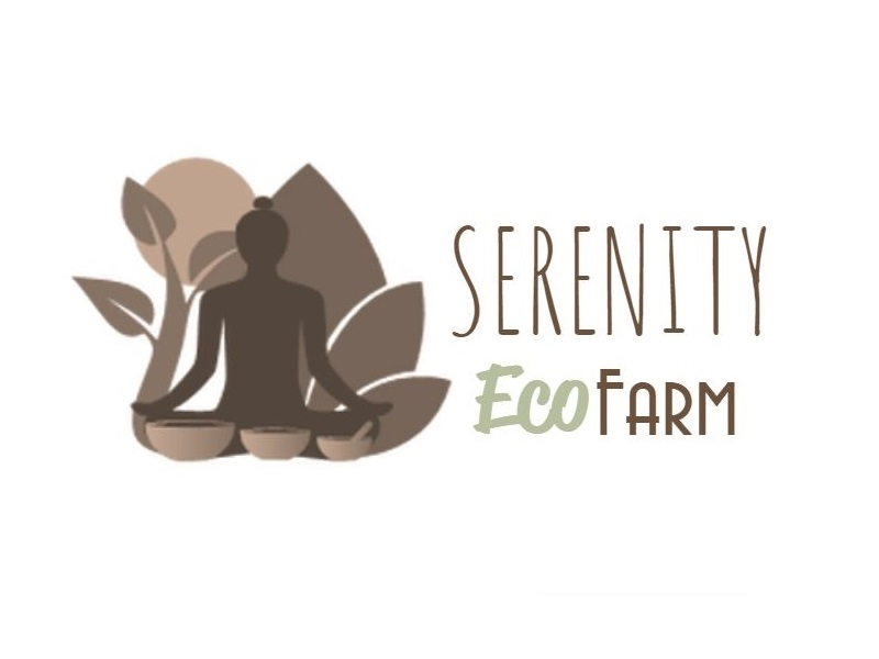 Serenity Eco Farm Logo